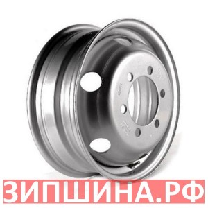 TREBL 5,5x16 6*170 DIA130,1 ET105 LT2883D  Silver Газель