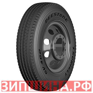 8,25R16(215R406) PR14 128/126L  TR77 TT M/S DEESTONE SV402