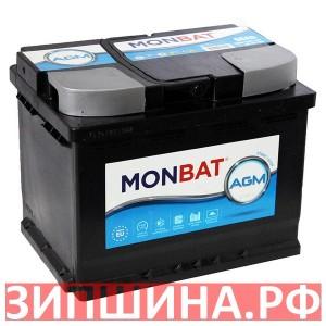 АКБ A70R760SS 278x175x190 L3 B13 SMF ENT MONBAT AGM