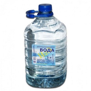Вода дистиллированная Планета 5л