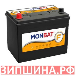 АКБ A45R450 237x128x220 B24 B0 SMF MONBAT F FORMULA ASIA R+