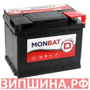 АКБ A62R520 242x175x190 L1-B3 ENT SMF MONBAT D DYNAMIC