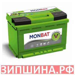 АКБ A80R800SS 278x175x190 L-B3 ENT SMF MONBAT V PREMIUM